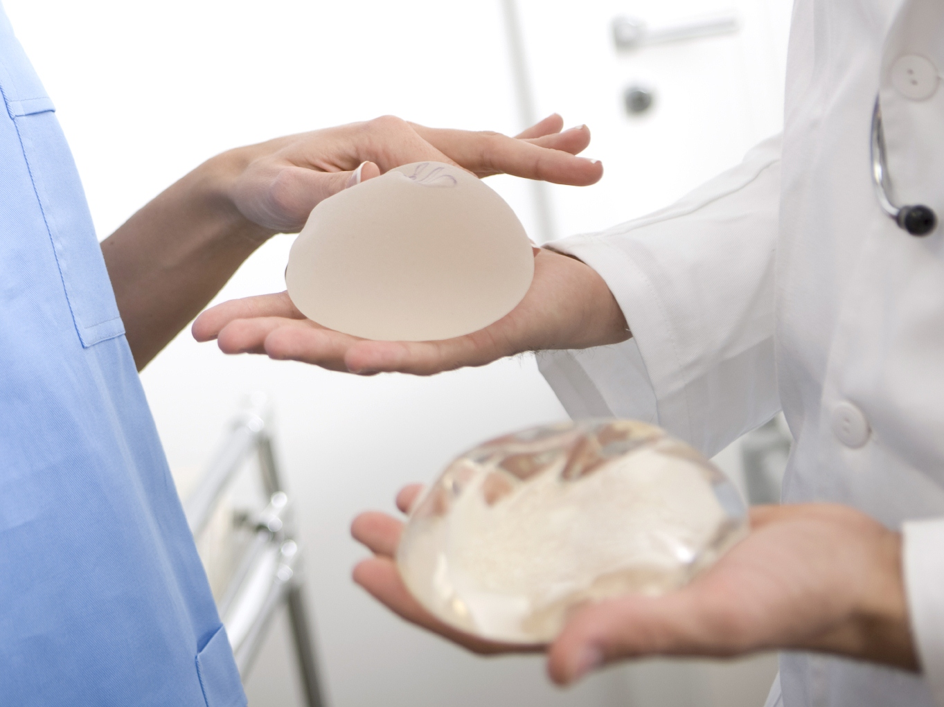 Do breast implants feel real