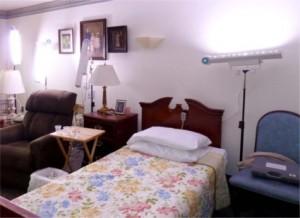 alz light bed