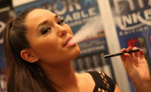 Electronic Cigarette Smoking